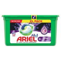 Ariel Wasmiddel Allin1 Pods+ Touch of Lenor 33 stuks