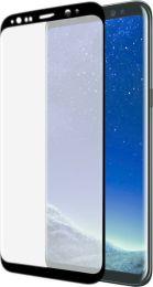 Azuri Curved Tempered Glass RINOX ARMOR - zwart - voor Samsung S8