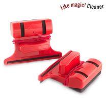 Like Magic Cleaner Magnetische - ramenzemer - alleen - voor - enkele - beglazing