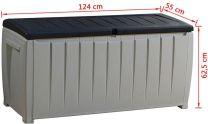 Zwembad ø244x76cm met filterpomp - groen EXIT Lime