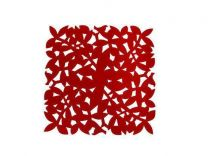 Make My Day Placemat - 31.5 x 31.5 cm - Rood