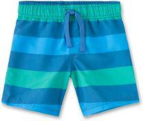 Sanetta Jongens Zwemshort - blauw - Maat 128