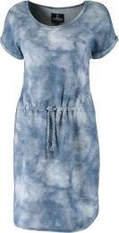 Nomad Palme Sweat Dress XL - Dames - Denim