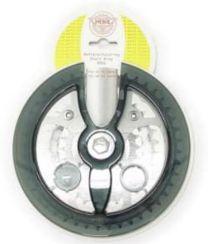 Hebie kettingkast disc 323/324 - Uitvoering blauw-transparant