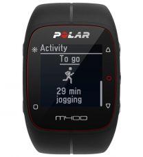SHOWMODEL Polar M400 HR - Sporthorloge - Black