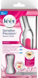 Veet Sensitive Precision Trimmer Expert Waterproof - Wit