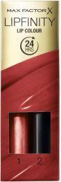 Max Factor Lipfinity Lip Colour Lipstick - 125 So Glamorous
