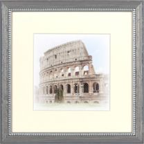 Henzo Capital Roma - Fotolijst - Fotomaat 20x20 - taupe