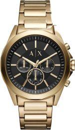 Armani Exchange Horloge Goudkleurig AX2611