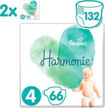 Pampers Harmonie Harmonie Maat 4 (9-14kg) 66 uiers