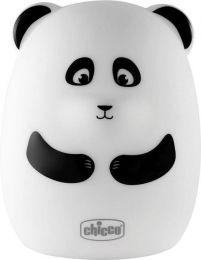 Nachtlamp Panda Chicco Nachtlamp Sweet Lights Junior 15 Cm Wit/zwart