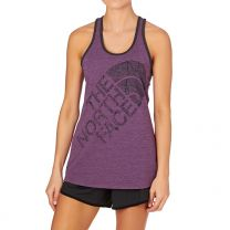 The North Face Graphic Play Hard - Sporttop - XS - Dames - Wood violet heather