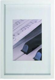 Henzo Piano - Fotolijst - Fotomaat 20x25 cm - Wit