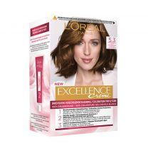 L'Oréal Paris Excellence Crème haarkleuring - 5.3 Licht Goudbruin