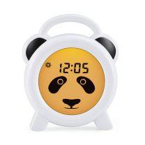 Alecto BC-100 Panda slaaptrainer, nachtlampje en wekker