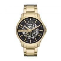 Armani Exchange horloge AX2419 Emporio Armani goud