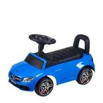 Loopauto Mercedes AMG blauw Cabino