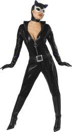 Catwoman - Carnavalskleding - Maat S