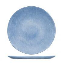 Onderbord Sajet Blauw (Ø33 cm) Cosy & Trendy