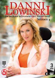 Danni Lowinski - Seizoen 4 (DVD)