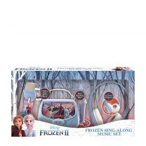 SHOWMODEL Disney Frozen 2 karaoke set 3-in-1