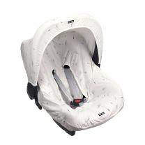 Dooky autostoelhoes groep 0+ Seat Cover - Dandelion
