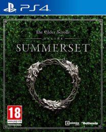 Elder scrolls online - Summerset (PlayStation 4)