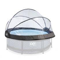 Zwembad Overkapping 244cm t.b.v. Frame Pool ø244cm EXIT