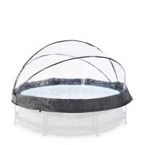 EXIT Overkapping voor frame pool ø300cm