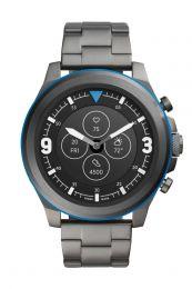 Fossil Latitude FTW7022 Smartwatch Heren - 50 mm - Grijs