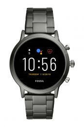 Fossil smartwatch maat S The Carlyle Gen 5 heren display FTW4024 SHOWMODEL