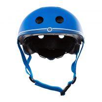 Globber Skatehelm Junior Donker Blauw Maat 51-54 Cm