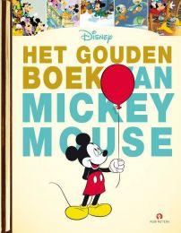 Gouden Boekjes: Het Gouden Boek van Mickey Mouse - Disney