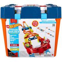 Hot Wheels Track Builder Motorised Power Boost Box - Racebaan