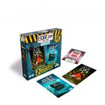 Identity Games Escape Room The Game 2 Players Horror bordspel