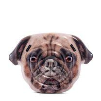 luchtbed Intex Pug Face hond