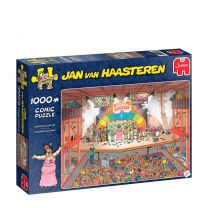 Jan van Haasteren Eurosong Contest legpuzzel 1000 stukjes