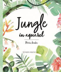 Jungle in aquarel - Marie Boudon