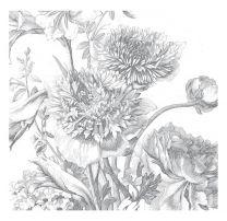 KEK Amsterdam - KEK Amsterdam Engraved Flowers IV - 6-baans