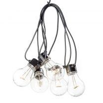 Konstsmide Lichtsnoer Led Met Timer 5 M Warmwit 5 Lampjes