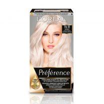 L'Oréal Paris Préférence Cool Haarkleuring - 11.11 Blond