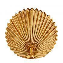 Madam Stoltz vaas Leaf 8,5x24x25,5 cm