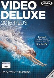 Magix video deluxe 2016 plus (PC)