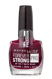 Maybelline New York Forever Strong nagellak - 287 midnight red