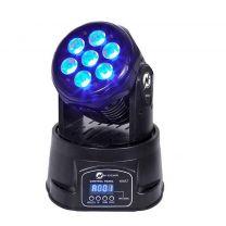 Discolichten systeem N-GEAR MOVE WASH LIGHT 7  - MWL7