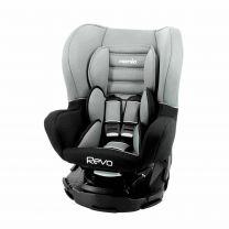 Draaibare Autostoel Revo SP Luxe Grey - Grijs