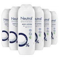 Neutral Neutral parfumvrije body lotion - 5 x 250 ml