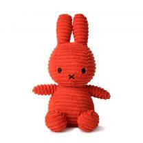 nijntje Miffy Sitting Corduroy Terra knuffel 23 cm