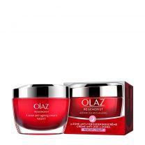 Olaz Regenerist 3 zone anti-veroudering nachtcrème - 50 ml