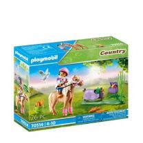 Playmobil Country Verzamelpony 'IJslander' 70514